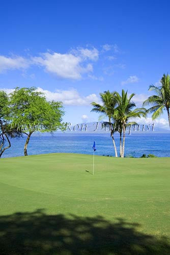 Makena South Golf Course, Makena, Maui, Hawaii Photo