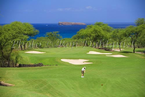 Makena South Golf Course, Makena, Maui, Hawaii
