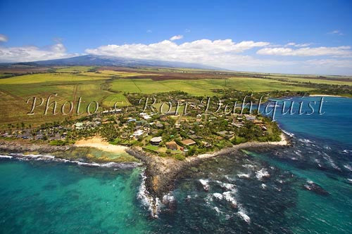 Kuau and Mamas Fish House, Maui, Hawaii - Hawaiipictures.com