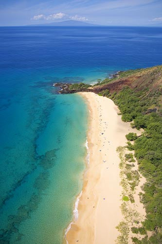 Big Beach, (Oneloa) Maui, Hawaii Photo - Hawaiipictures.com