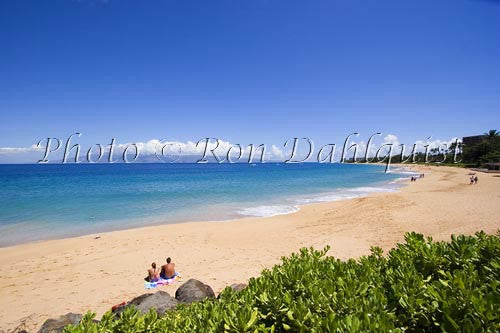 North beach, Kaanapali, Maui, Hawaii - Hawaiipictures.com