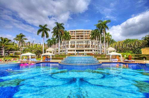 Hibiscus pool, Grand Wailea Resort, Maui, Hawaii