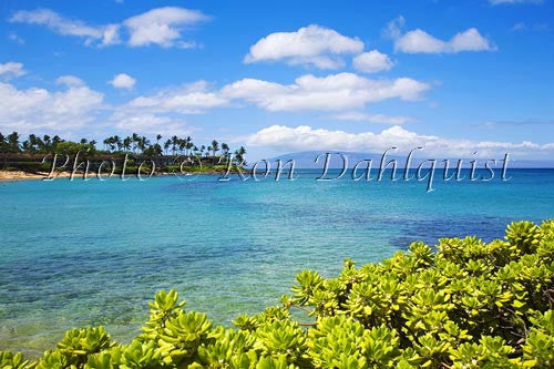 Napili Beach and Bay, Maui, Hawaii