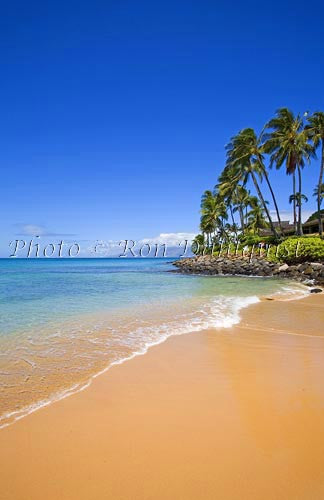 Napili Beach and Bay, Maui, Hawaii Picture Photo - Hawaiipictures.com