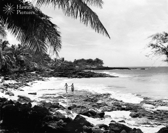 Vintage Kona Coast Beach