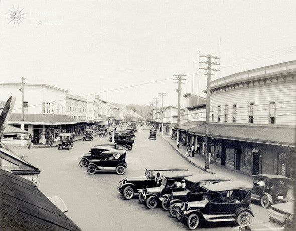 Historic Downtown Hilo