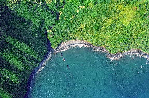 Maui From The Air - Hawaiipictures.com