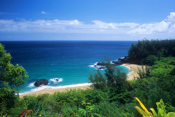 Lumahai Beach Overlook
