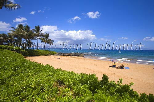 Polo beach, Makena, Maui, Hawaii - Hawaiipictures.com