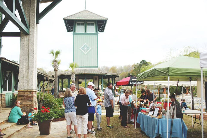 Lakeside Village Market on March 19th