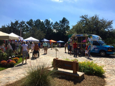 Lakeside Village Market in Hampton Lakes, Bluffton, South Carolina