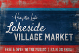 Hampton Lake Lakeside Village Market