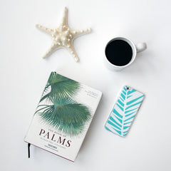 Palm Tree Flat Lay