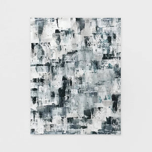 """Breakthrough"" Abstract Note Card - Abstract Art Cards by Andrea Smith"