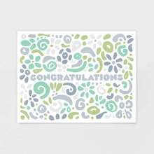 Load image into Gallery viewer, Congratulations Note Card | Luxe Stationery & Greeting Cards by 7th & Palm