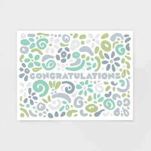 Congratulations Note Card | Luxe Stationery & Greeting Cards by 7th & Palm