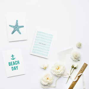 Palm Post Quarterly Stationery Subscription by 7th & Palm