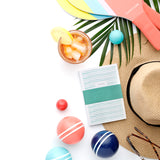 Palm Post Deluxe Quarterly Stationery Subscription by 7th & Palm