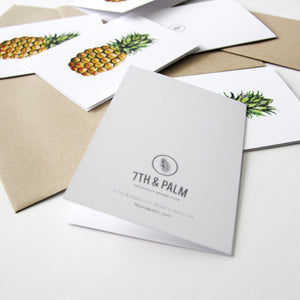 5 Assorted Note Cards