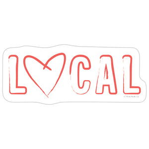 Local Love Sticker