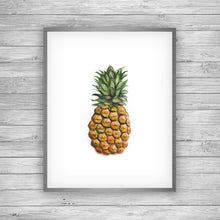 Load image into Gallery viewer, Pineapple Art Print