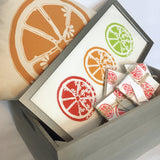 Citrus Bloom Gift Box Ideas