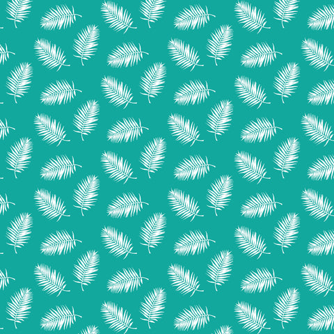 Palm Leaf Digital Wallpaper - Free Digital Download