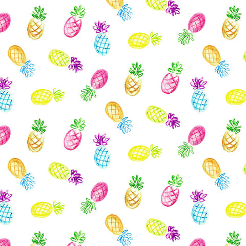 Pineapple Digital Wallpaper - Free Digital Download