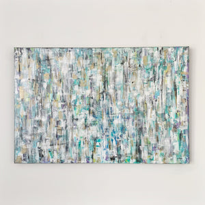 "Wellspring, 48x26"" - Original Art by Andrea Smith"
