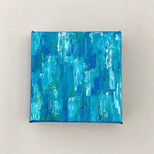 Load image into Gallery viewer, Ocean Deep I, Abstract Acrylic Painting by Andrea Smith