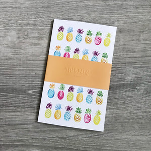 Pineapple Journal | Journals & Notebooks by 7th & Palm