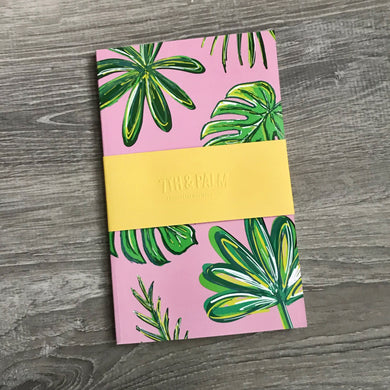 Pink Palms Journal | Notebooks & Journals by 7th & Palm