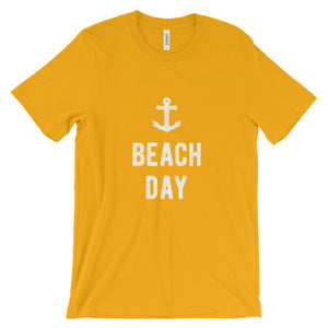Gold Beach Day T-Shirt