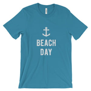 Aqua Beach Day T-Shirt