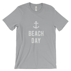 Silver Beach Day T-Shirt