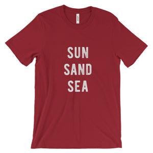 Red Sun Sand Sea T-Shirt
