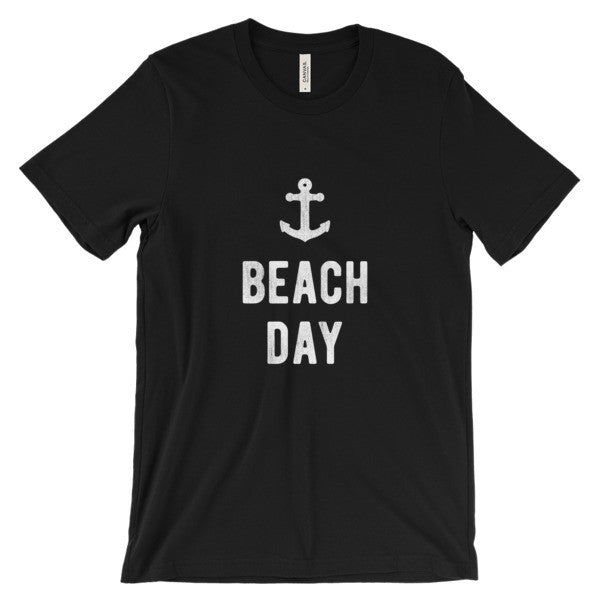 Black Beach Day T-Shirt