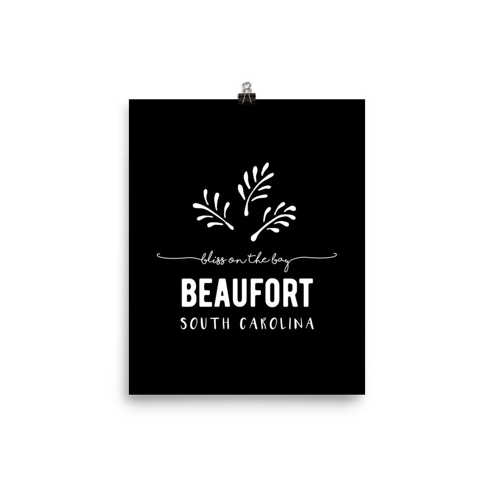 Beaufort South Carolina Art Print