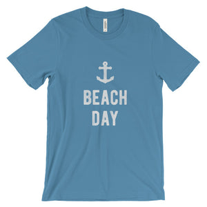 Ocean Blue Beach Day T-Shirt
