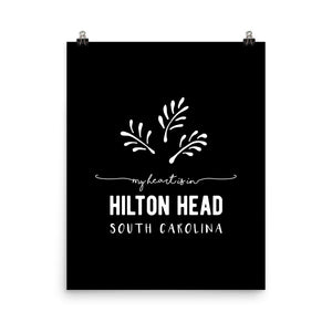 Hilton Head South Carolina Art Print