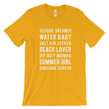 Load image into Gallery viewer, Gold Beach Lover T-Shirt