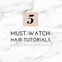 The Best Hair Tutorials on YouTube: Our Top 5