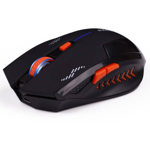 AZZOR 2400dpi Wireless USB Mouse - Gamer Gear Store - 1