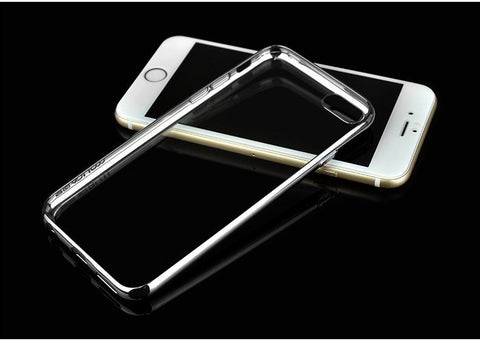 Crystal Clear Apple iPhone 6/6S - Gamer Gear Store - 1