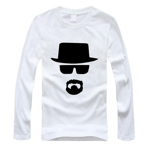 Heisenberg Long Sleeve T Shirt - Gamer Gear Store - 2