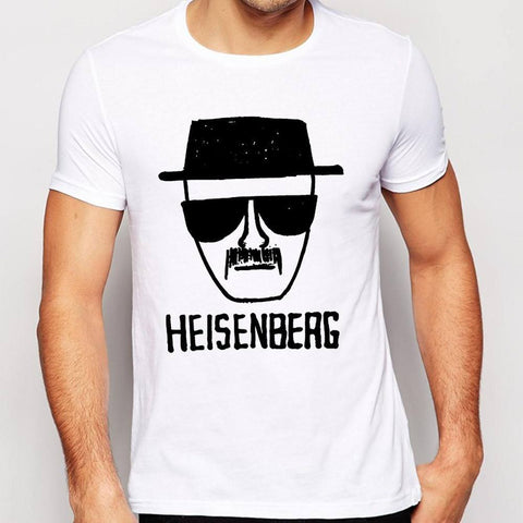 Heisenberg Plain T Shirt - Gamer Gear Store - 1
