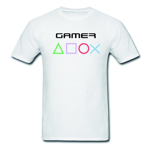 Gamer T Shirt - Gamer Gear Store