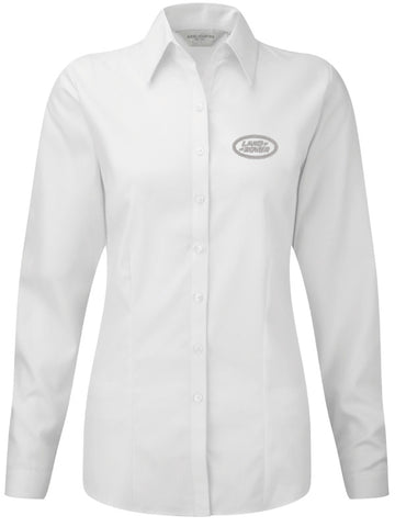 Barretts Land Rover Shirt - Long Sleeve (Ladies Fit)