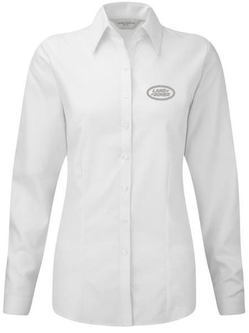 Land Rover Shirt - Long Sleeve (Ladies Fit)