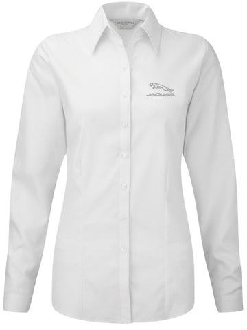 Barretts Jaguar Shirt - Long Sleeve (Ladies Fit)
